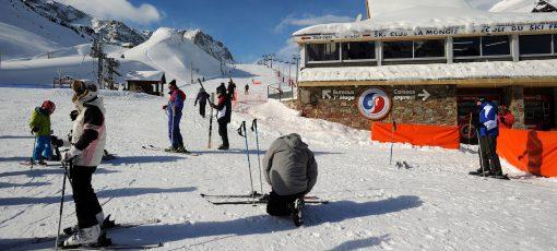 Ski station la Mongie, Grand Tourmalet